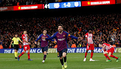 Barca a little closer to La Liga title...