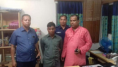Accused in student's rape arrested in...