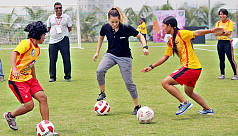 Women's Football Day 2019 held