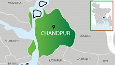 Two policemen among 12 test positive for Covid-19 in Chandpur