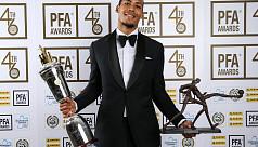 Van Dijk wins England's PFA Player of...
