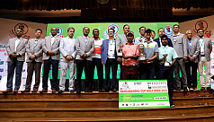 Rookie Sadom wins Bangabandhu Cup Golf...