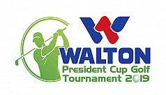 4th President Cup Golf begins...