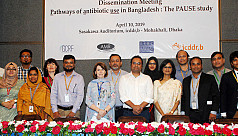 icddr,b , partners explore pathways of antibiotic use in Bangladesh