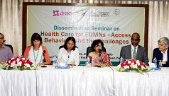 Dissemination seminar on Health Care for FDMNs – Access, Behaviour and the Challenges