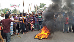 Jute workers protest for third day