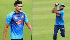 Taskin, Farhad included in Tigers' squad...