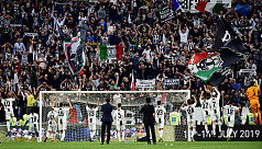 Juventus clinch eighth Serie A title...