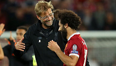 Klopp relaxed about Salah's Liverpool...