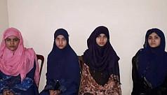 4 Rohingyas and a Bangladeshi woman...