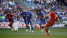 Liverpool back on top with win at...