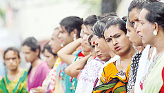 Members of the third gender can vote as 'hijra'