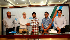 Miraz named Unicef child rights...
