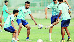 Abahani to leave for India Saturday...