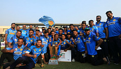 Abahani lift DPL title again