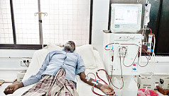 Kidney patients on the rise, not enough...