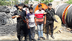 Two arrested with Tk1 crore worth of...