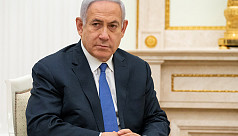 Netanyahu warns of 'crushing' retaliation...