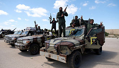 Libya clashes resume with 35 dead, thousands...