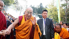 Dalai Lama recovers from chest infection...