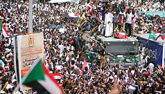 Sudan crisis: Talks with protesters...