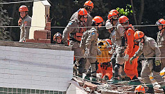 Death toll in Brazil buildings disaster rises to 10