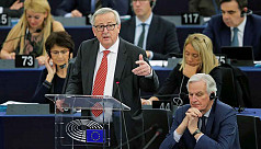 EU leaders switch focus to Europe's...