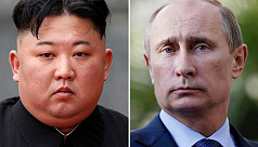 Kim Jong heads to Russia to revive old...