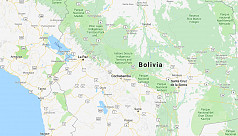 15 dead in bus accident in Bolivia