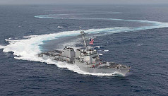 Two US Navy warships sail through strategic Taiwan Strait