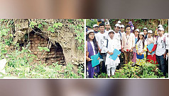 Rabindra University archaeologists claim...