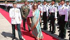 Brunei rolls out red carpet for PM...