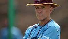 Windies sack coach Pybus just weeks...