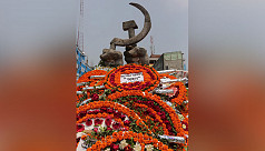 Families pay tribute to Rana Plaza victims...