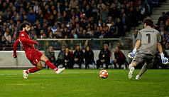 Salah shines as clinical Liverpool see...
