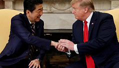 US official: Trump, Abe confirm 'joint...