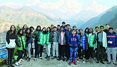 Overseas curriculum broadens school students' perspective about the world