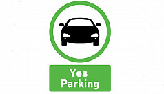 Crowd sourced parking app 'Yes Parking'...