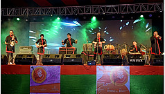 The third International Sufi Music Festival...