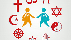 Interfaith dialogue can combat...