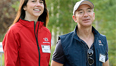 Amazon's Bezos, wife reach biggest divorce...