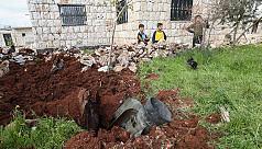 Monitor: Army shelling kills 22 civilians...