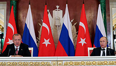 Sabah: Erdogan says Russian S-400s delivery...