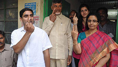 EVMs malfunction in many places in Andhra...