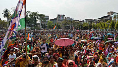 Indian election parties hit by TV and...