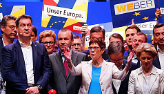 Migration is burning issue in EU election...