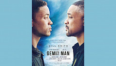 Will Smith faces off younger self in...