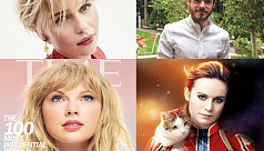 Brie Larson, Taylor Swift, Emilia Clarke, Richard Madden among Time's 100 most influential people