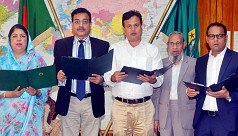 Sorry saga of BNP oath-taking