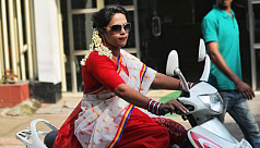 OP-ED: Bling bride on  a bike